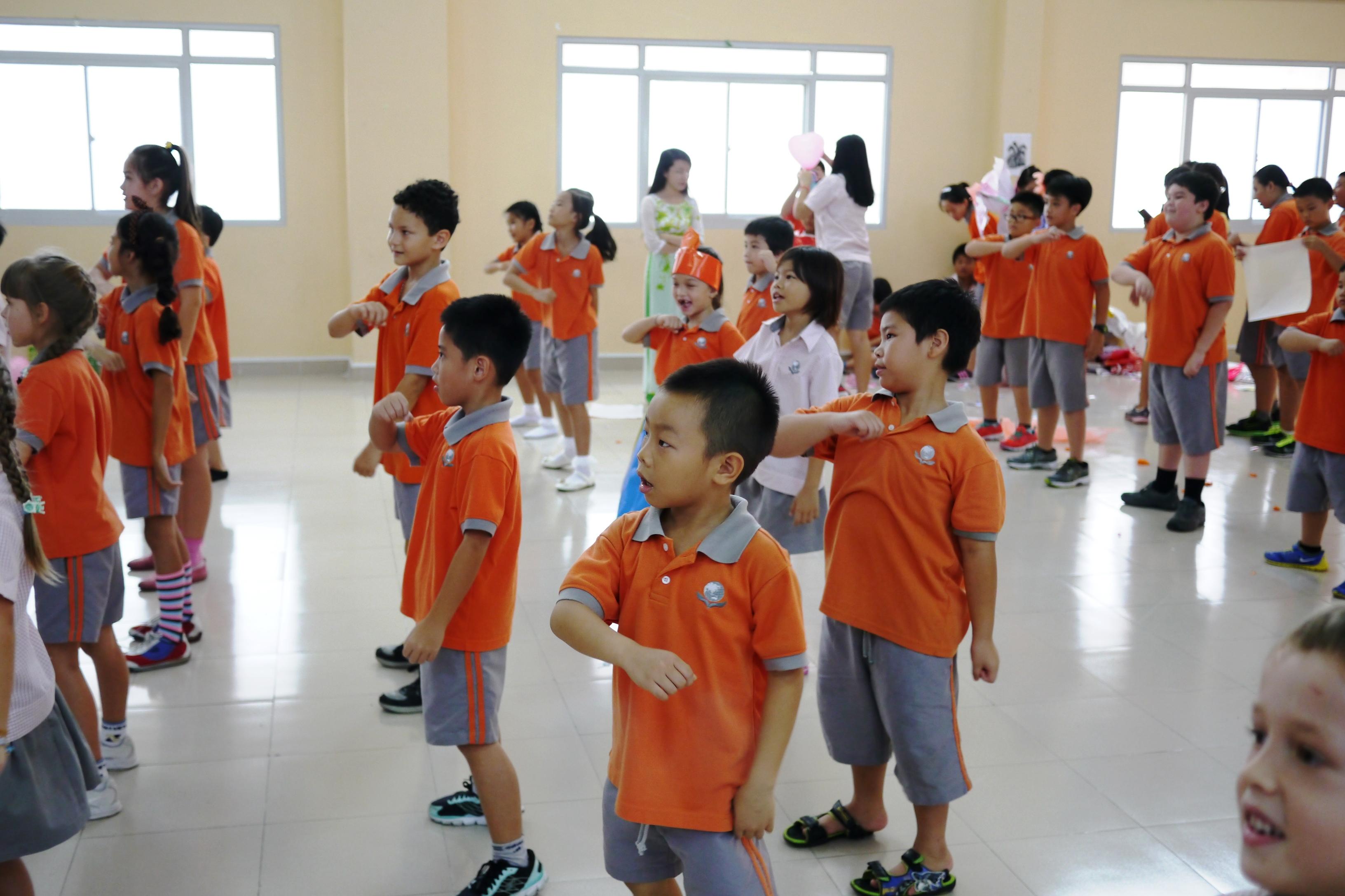 Teachers' Day Activities - Singapore International School