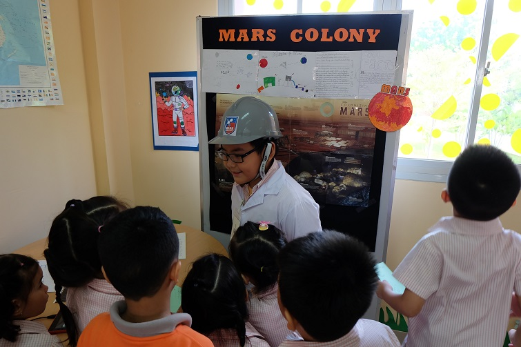 6........ KIK students learn about Mars Colony