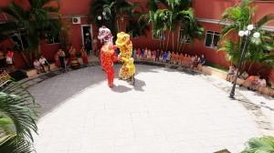 7. Lion Dance