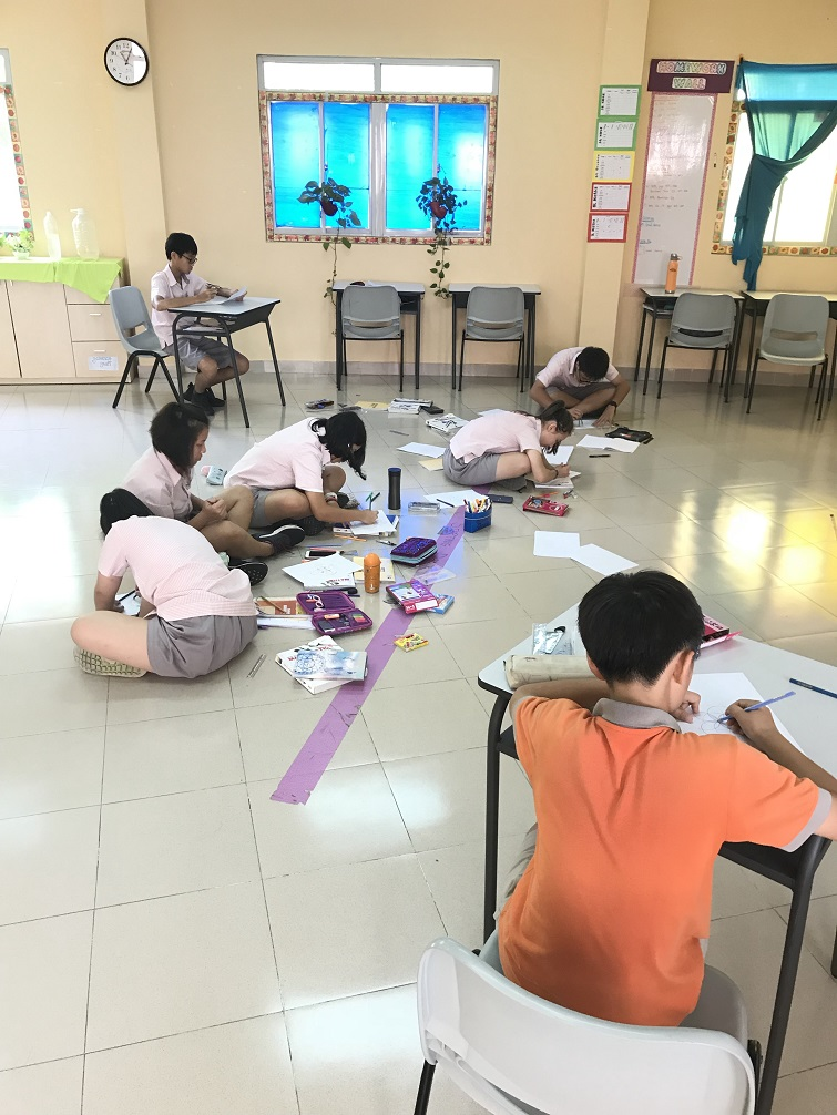 7L_Geometrical Constructs_Making Mandalas with a compass_01