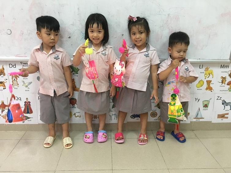 Pre-Nursery + Nursery International 2